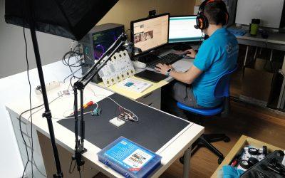 Nivel F1 – Primeros pasos con Arduino / Compluino UNO