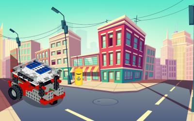 Descubre la Robótica N1 – proyecto 2
