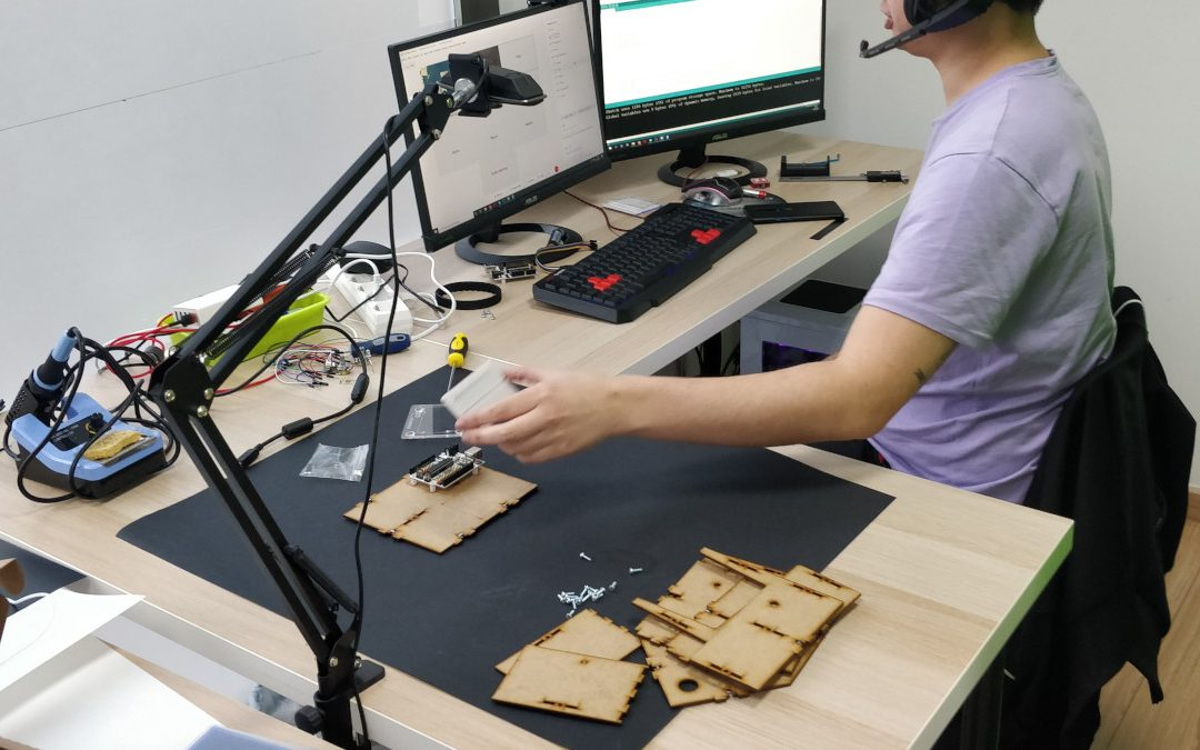 Vivienda inteligente basada en Arduino (I)